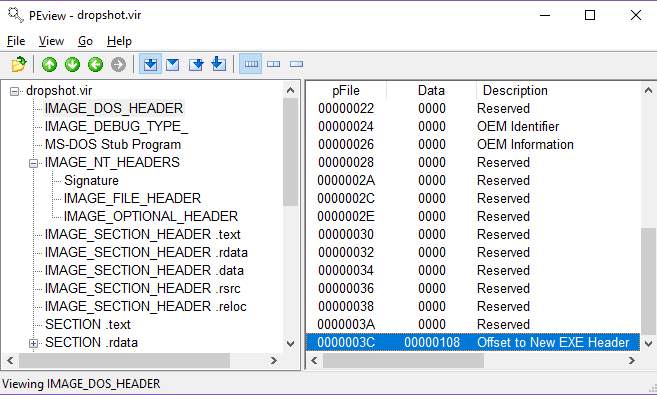 Decrypting APT33's Dropshot Malware with Radare2 and Cutter